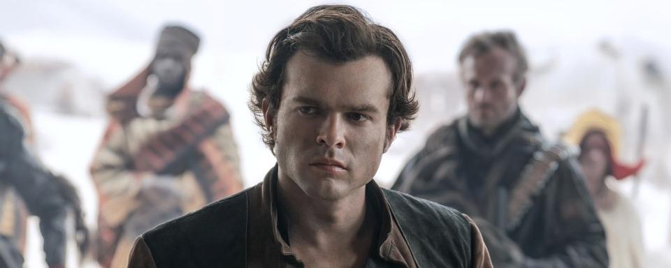 Han Solo Synchronstimme - Florian Clyde