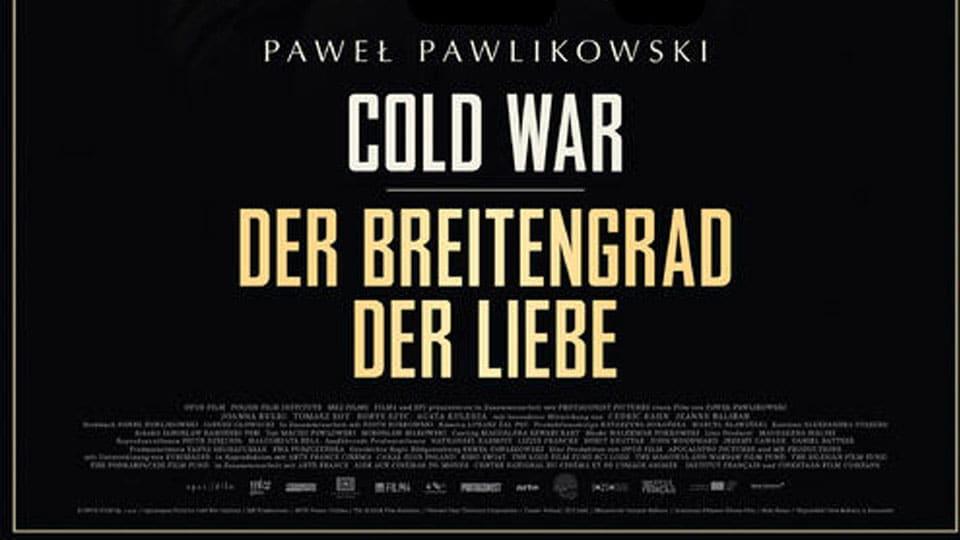 Florian Clyde Synchronsprecher für Cold War - Der Breitengrad der Liebe